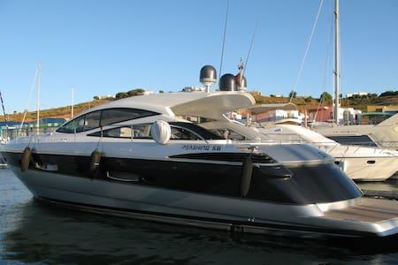 Luxury Yacht in the Algarve - Albufeira - Barco