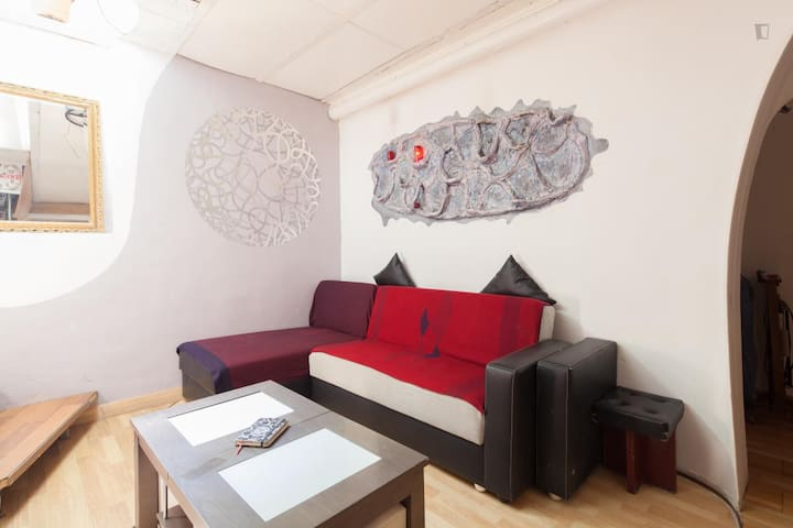 Duplex/estudio en vallecas - Madrid - Bed & Breakfast