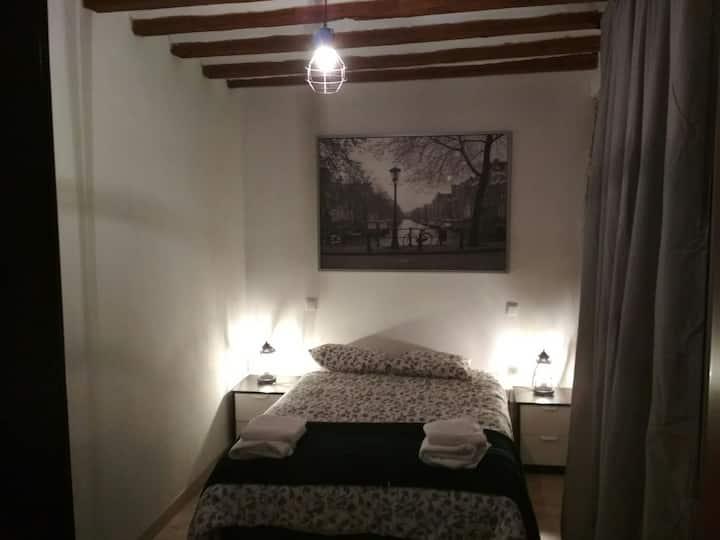 Apartamento con encanto en Marques de San Nicolas.