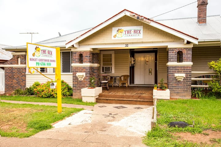 Budget Guesthouse Rooms in Tamworth