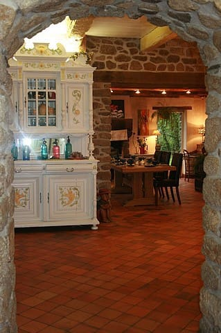 Cosy bed and breakfast - Saint-Pierre-de-Plesguen - Apartment
