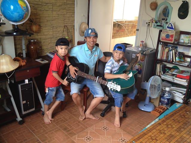 My Saigon room - Ho Chi Minh City - Casa