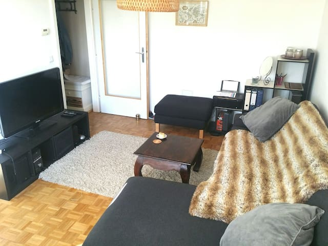 Cosy apartment next to Palace Schönbrunn & Subway - Wien - Huoneisto
