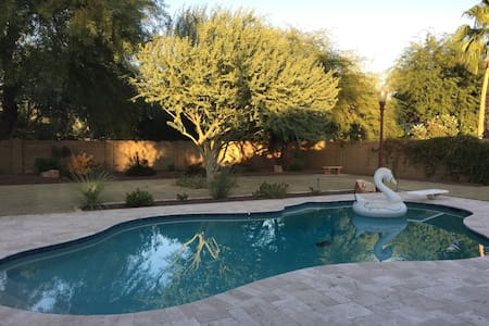 Vacation in Scottsdale! Golf, Spa, Hiking, Etc.
