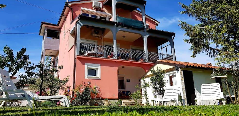 Villa Bazilika -  Apartment 2 bedrooms