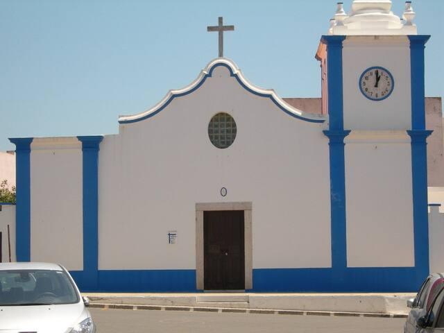 Suite 4 pax, Historical Centre - Vila Nova de Milfontes - Haus