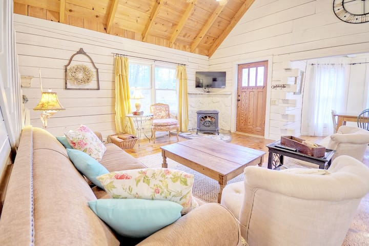 Storybook Cottage Charming and Whimsical