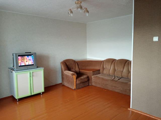Комфортная, солнечная квартира