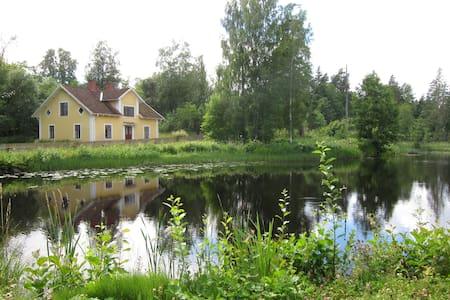Skogshem - semester i natur-och kulturmiljö!