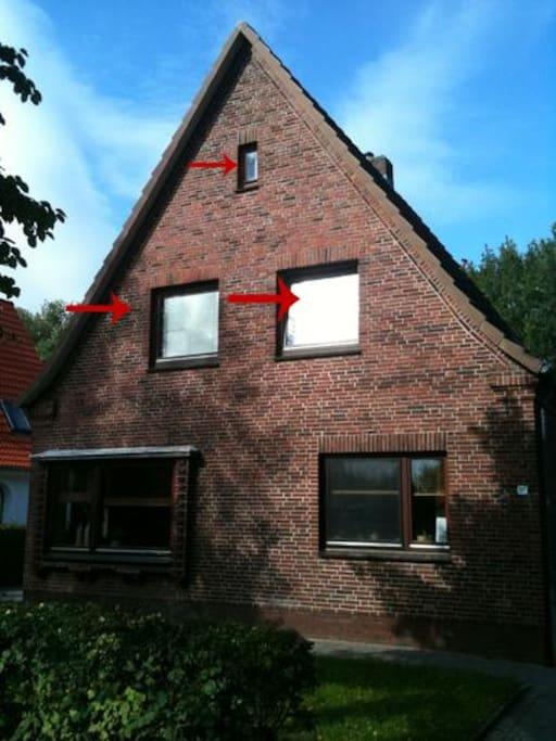 das haus am see ferienwohnung apartments for rent in itzehoe schleswig holstein germany. Black Bedroom Furniture Sets. Home Design Ideas