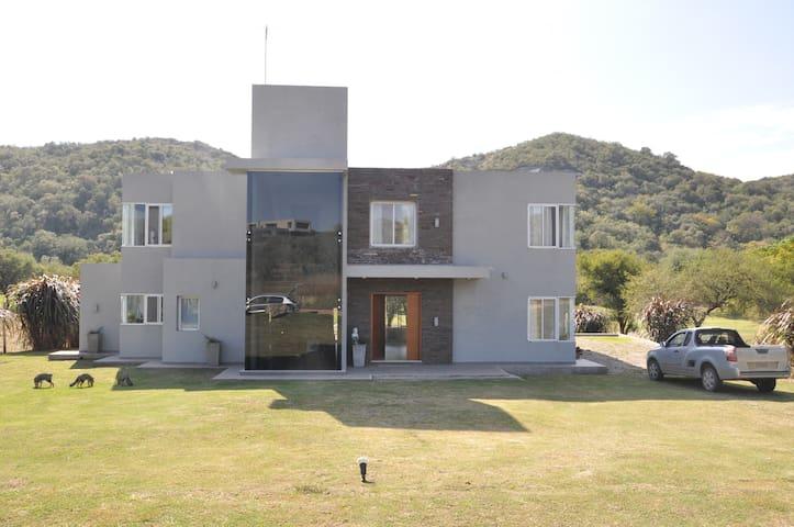Golf House with swimming pool - Córdoba - House