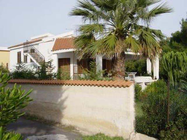 Appartamento in villa sul mare - Punta Milocca - Pis