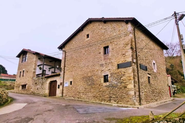"""Casa Rural """"La Posada de Abanillas"""" (10 - 22 pers)"""