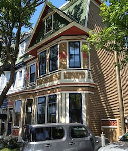 Victorian home, downtown, 3rd floor - St. John's