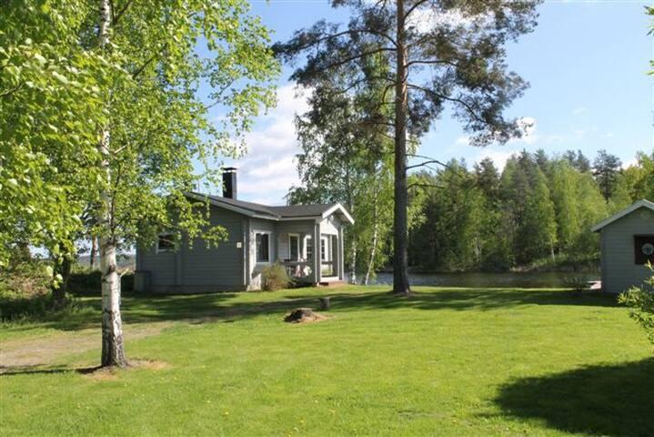 Päiväniemi mökki, Saimaa