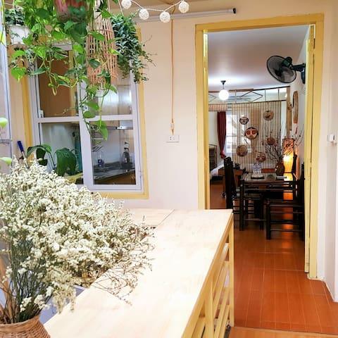 PRIVATE Apartment*HANOI Old Quater*FULL Amenities!