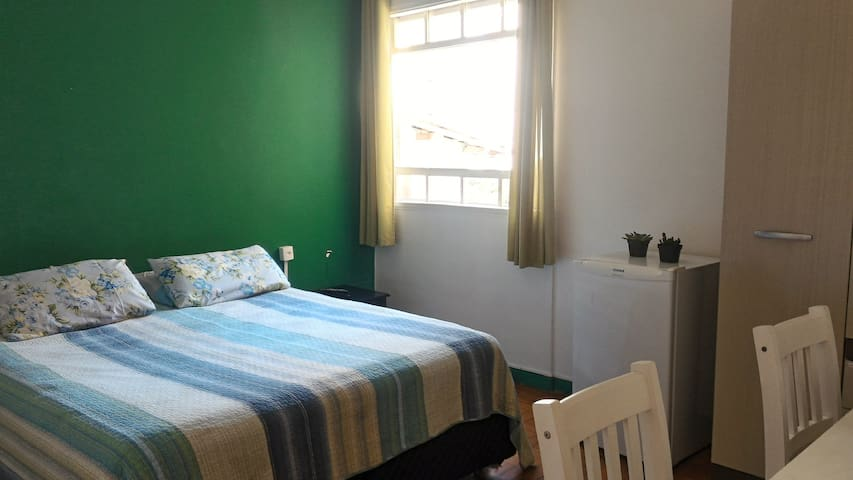 Olah Hostel Vila Mariana - Quarto Privativo Casal