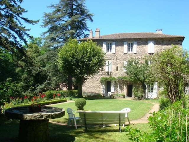 Bed and Breakfast - Maison Hérold - Lamastre - Bed & Breakfast