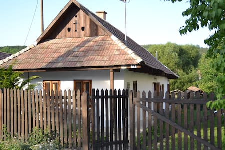 Authentic house in peaceful village - Terény - Rumah