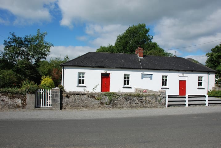 The Old School House(1835) Foxcover, Cuffesgrange