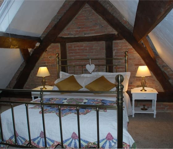 Pegges Almshouse Holiday Cottage - Ashbourne - Ev