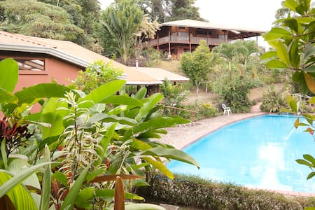 Finca Luna Nueva Lodge, Costa Rica
