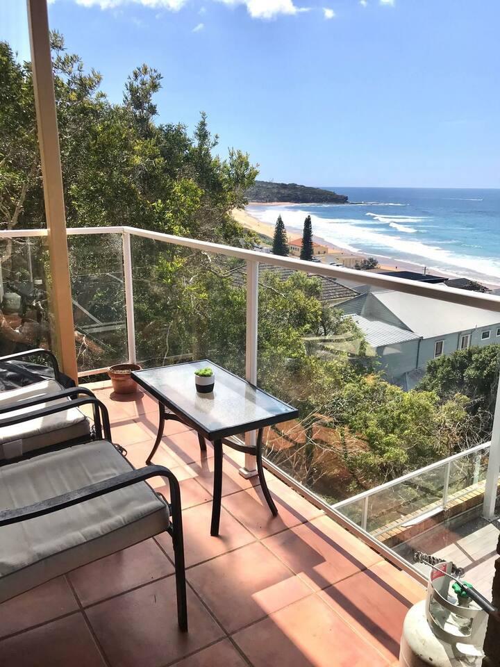 Spacious apartament with ocean views
