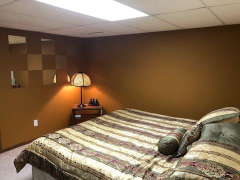 Extra room on a quiet cul-de-sac