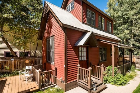 Cozy Carriage House, Main St, Aspen - Aspen - House