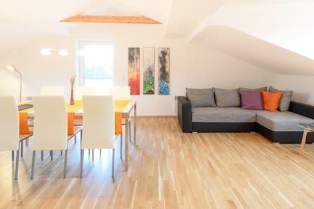 Stylische Wohnung mit 88m² am Klopeiner See - Unterburg am Klopeiner See - 公寓