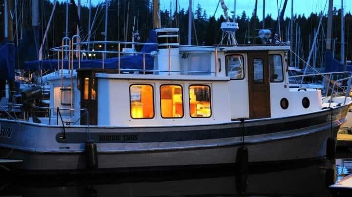 Classic Tug Boat