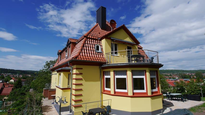 """""""Villa Am Ehrensteig"""" Eisenach/Thüringen"""