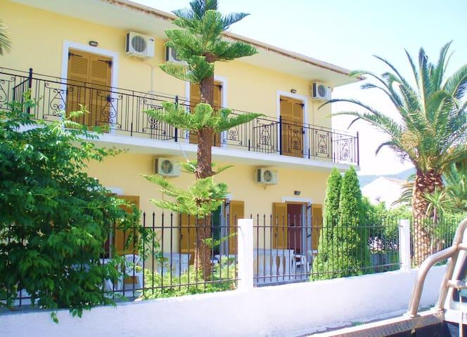 KapetaniosStudios St.George beach Argyrades Corfu1