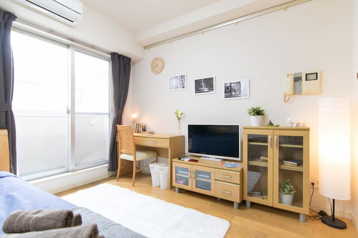 Open sale!2min to Metro & Close to TOKYO STATION#5 - Chuo