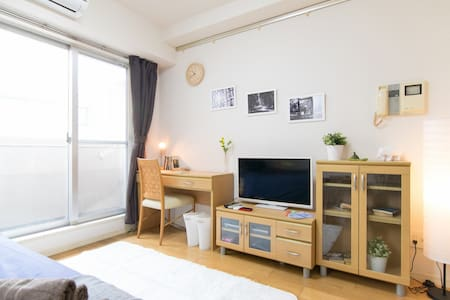 Open sale!2min to Metro & Close to TOKYO STATION#5 - Chuo - Apartment
