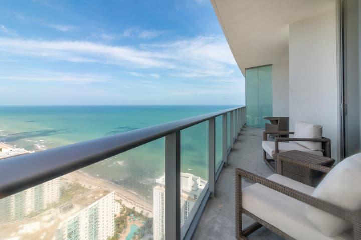 Miami! 4012 HYDE Beach Penthouse Panoramic Ocean