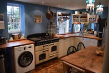 Quirky Old Kitchen