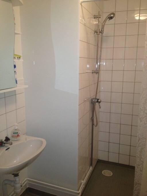 fräch dusch