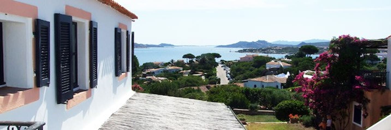 Piazzetta dei Fiori Porto Rafael  - Punta Sardegna