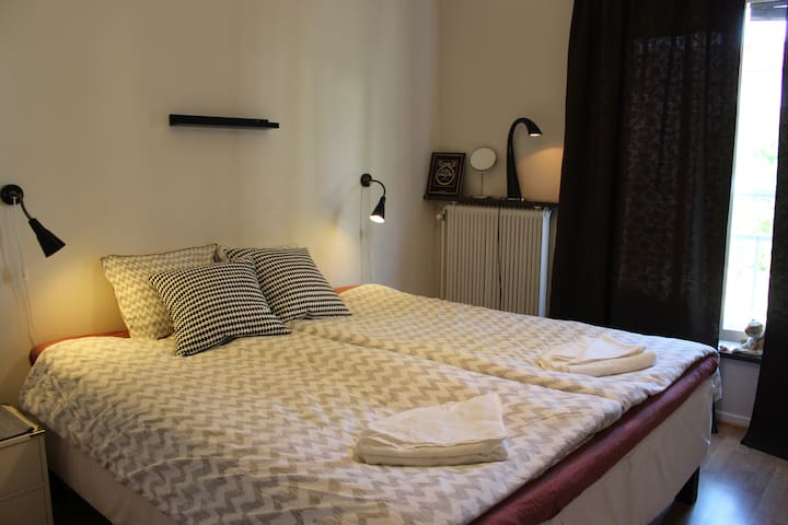Cosy Private Room in the middle of Malmö