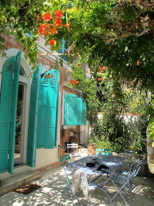 location maison avec piscine marseille - magnifique maison avec piscine maisons louer