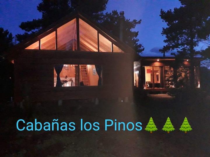 cabaña los pinos
