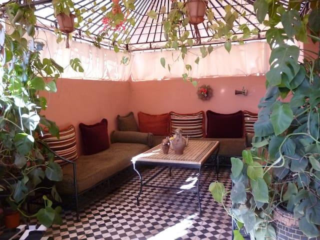 Dar Zwiyna in Marrakech - Marrakesh - Dům