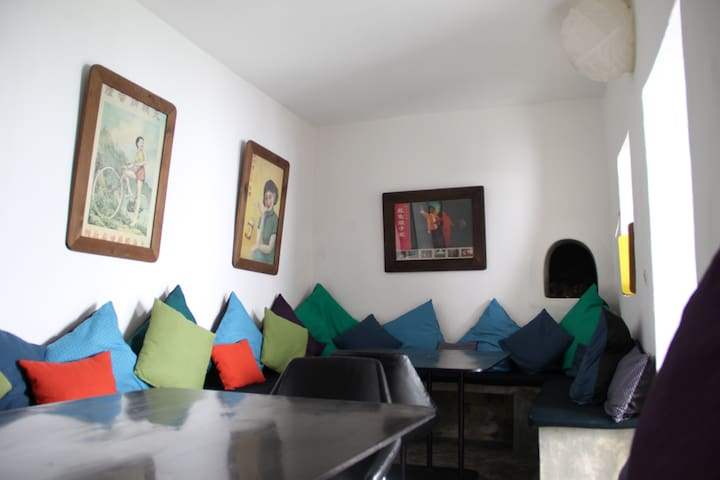 Holyday House in the heart of Medina CHEFCHAOUEN - Chauen - Casa