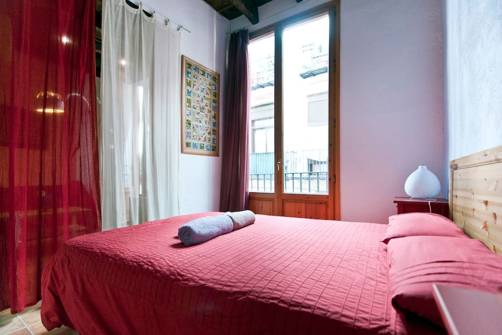 Cheerful, lovely apartment in Born.