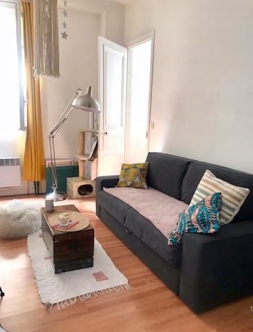 Appartement Paris Les Gobelins