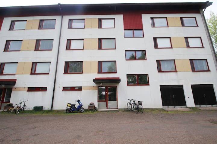 One bedroom apartment in Äänekoski, Satamakatu 6 (ID 8421)