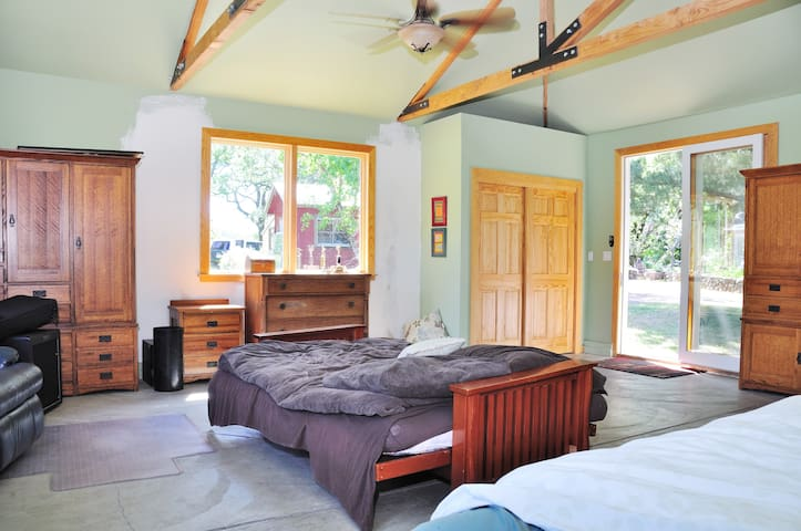 Scenic Sonoma Mountain Cottage - Petaluma - Srub