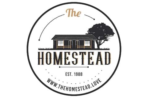The Farmhouse at The Homestead.Love