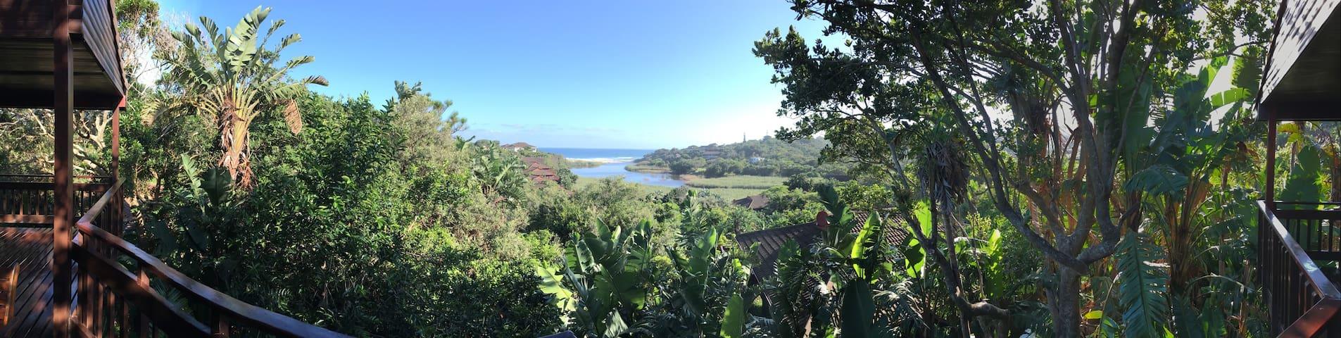 Umkobi Lodge - Southbroom - Casa vacanze